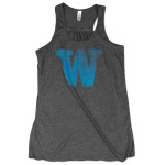 Watershed Festival 2014 Ladies Flowy Racerback Tank