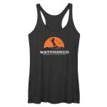 Watershed Music Camping Ladies Tank