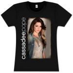 Cassadee Pope Photo Babydoll T-Shirt
