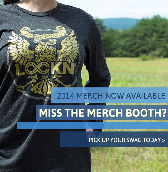 2014 Merch Now Available!