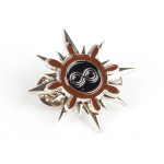 Limited Edition, and Numbered Lockn' Spinner Hat Pin