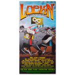 Lockn' 2014 SIGNED Poster - Phil Lesh & Friends