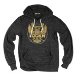 Lockn' 2014 Double Headed Eagle Pull Over Hoodie