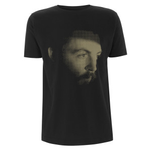 'Pure McCartney' Mens Black T-shirt