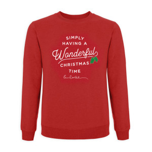 Wonderful Christmas Time Sweatshirt