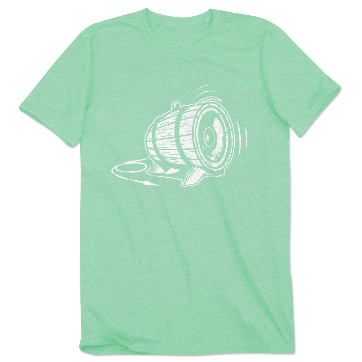 Bottle Rock Men's 2015 Festival Tee - Green