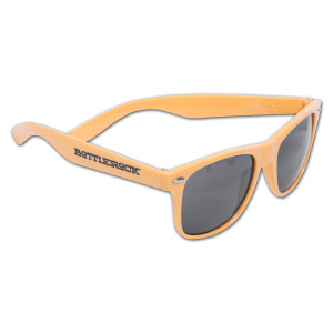 BottleRock Sunglasses - Yellow