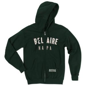 Bottle Rock Napa Valley Zip Hoodie - Bel Aire