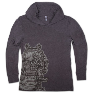 Bottle Rock Napa Valley Lightweight Hoodie – Machiato