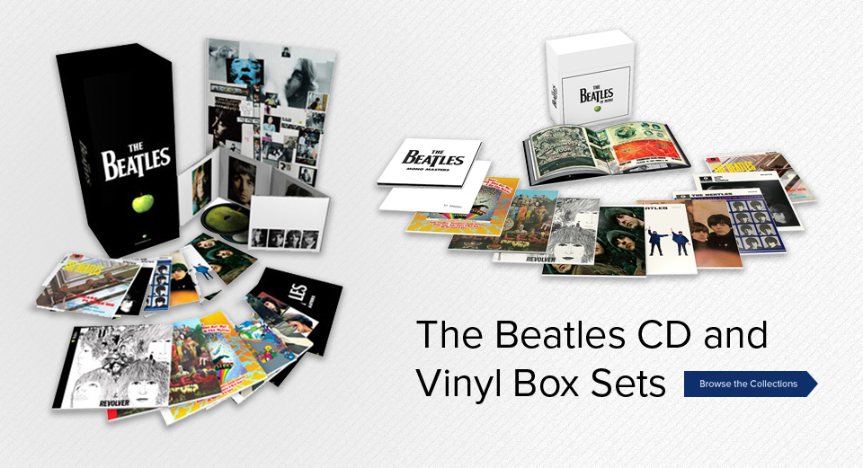CD and Vinyl Box Sets