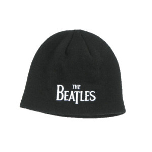 The Beatles Logo Beanie
