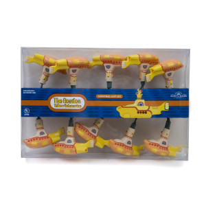 The Beatles Yellow Submarine Light Set