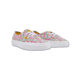 The Beatles All You Need Is Love Authentic Sneakers- Female Unisex