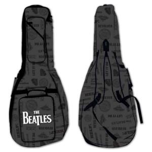 The Beatles Logo Electric Guitar Gig Bag