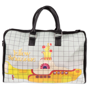 The Beatles Yellow Submarine Travel Bag