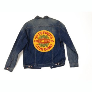 Sgt Pepper Denim Jacket