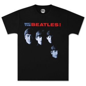 Meet the Beatles T-Shirt