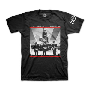 The Beatles First Visit Live T-Shirt