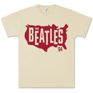 The Beatles- American Tour '64 T-shirt