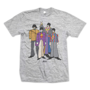 The Beatles Submarine T-Shirt
