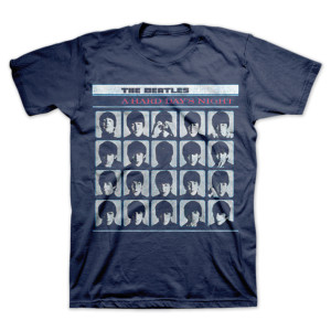 The Beatles Hard Days Night T-Shirt