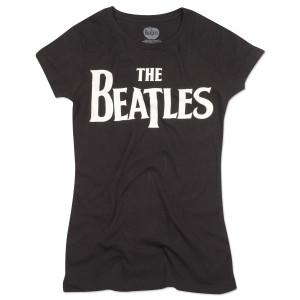 The Beatles Universal Logo Junior T-Shirt
