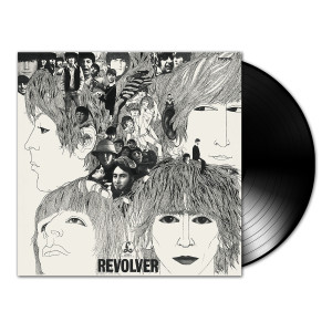 The Beatles Revolver Mono LP Vinyl