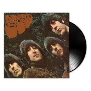 The Beatles Rubber Soul Mono LP Vinyl