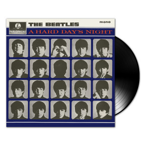 The Beatles A Hard Day's Night Mono LP Vinyl
