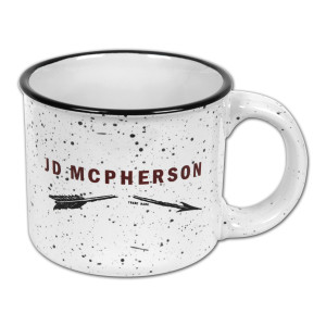 JD McPherson Broken Arrow Camp Mug