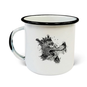 12oz Undivided Heart & Soul Mug