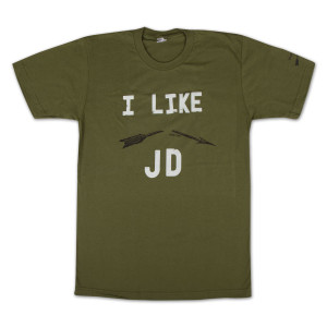"JD McPherson ""I Like JD"" T-Shirt"