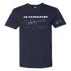 Flat Guitar T-Shirt