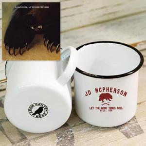 JD McPherson L.T.G.T.R CD/Mug Combo