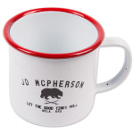 JD McPherson Let The Good Times Roll OLKA, USA Mug