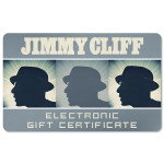 Jimmy Cliff Electronic Gift Certificate