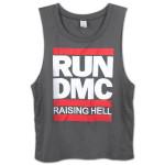 """Run-DMC """"Raising Hell"""" Tank Top"""