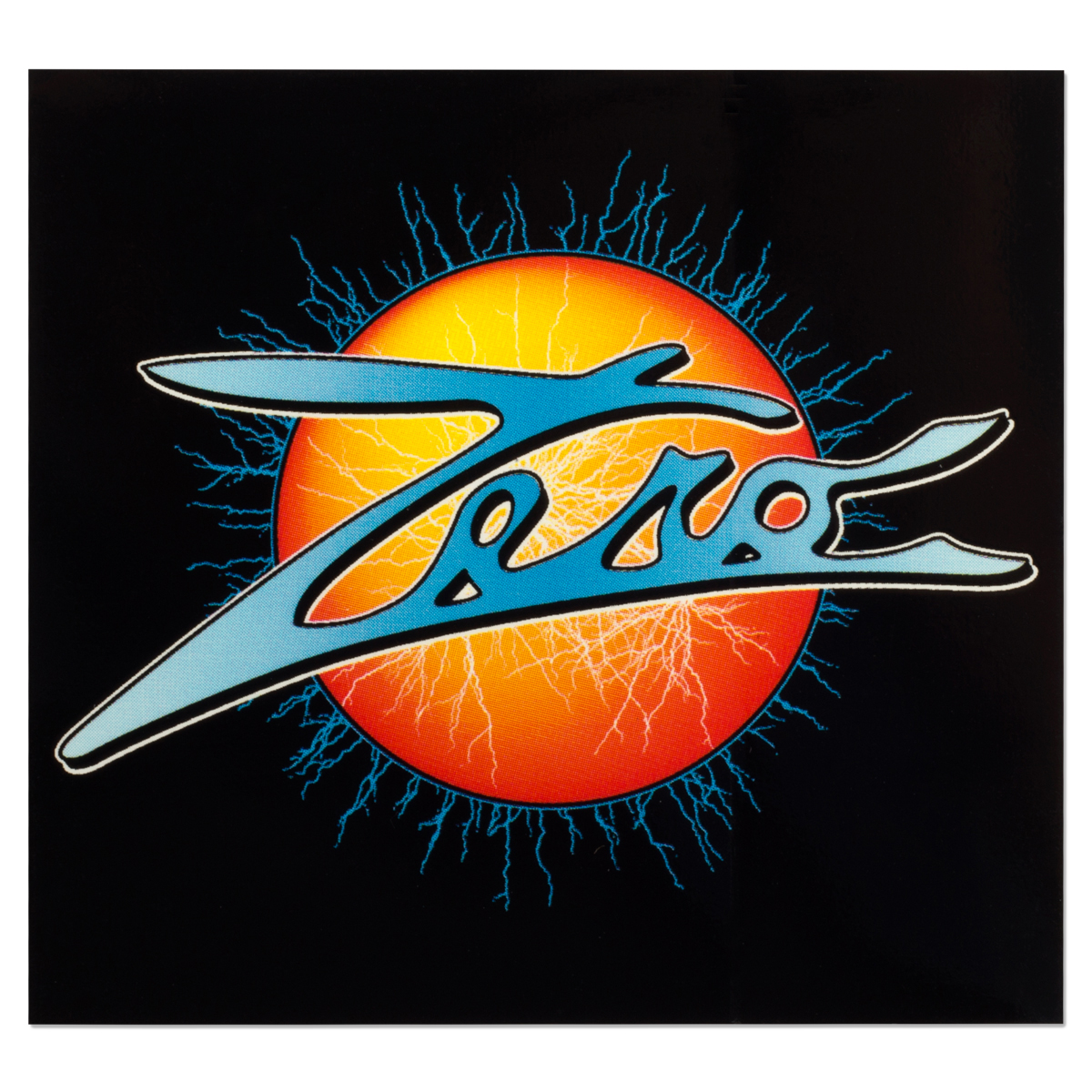 ZERO Sticker