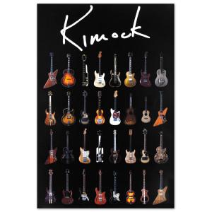 Steve Kimock Guitar Library Poster