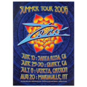 Steve Kimock Summer Tour 2005 Poster
