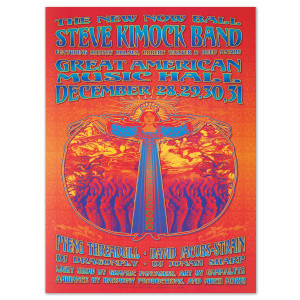 Steve Kimock Great American Music Hall 12/28/05 Poster