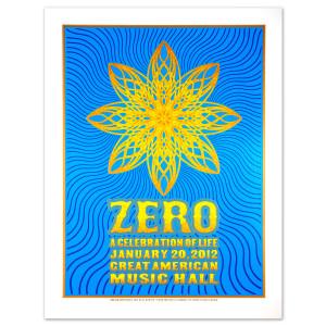 Steve Kimock Celebration of Life 1/20/12 Poster