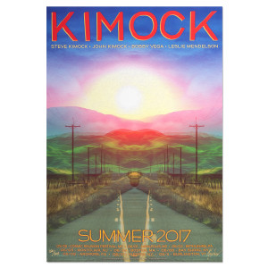 Kimock Summer 2017 Poster