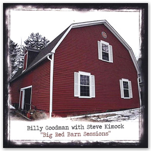 Steve Kimock Big Red Barn Sessions CD