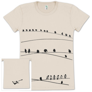 Steve Kimock Bird on Wire Womens T-Shirt