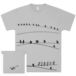 Steve Kimock Birds on a Wire T-Shirt