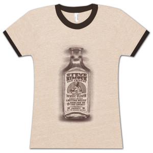 Steve Kimock Potent Music Elixir Ringer Women's Shirt