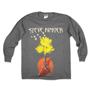 Steve Kimock – Youth Tree Guitar Shirt Long Sleeved