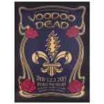 Steve Kimock May 2015 Voodoo Dead Jazz Fest Poster