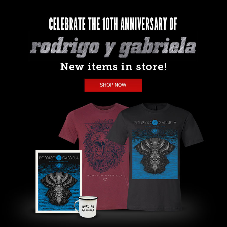 New 10th Anniversary Items in Store
